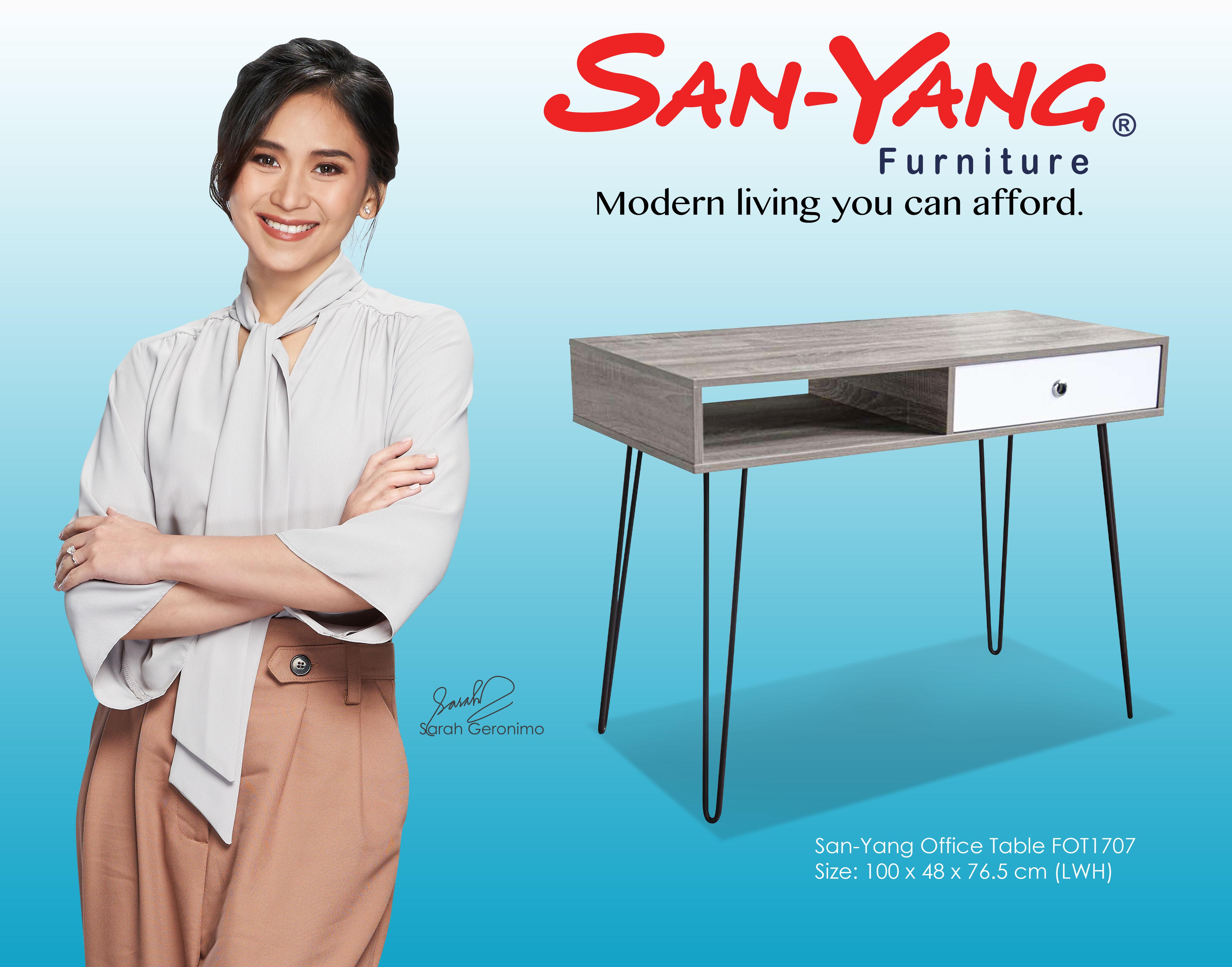San Yang Office Table Fot1707 Sy