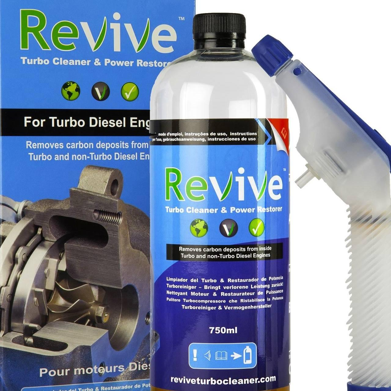 Revive Turbo and Engine Cleaner (for Diesel)