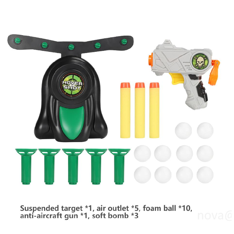 Electric Suspension Target for Toy Gun Hover Shot Air FAS
