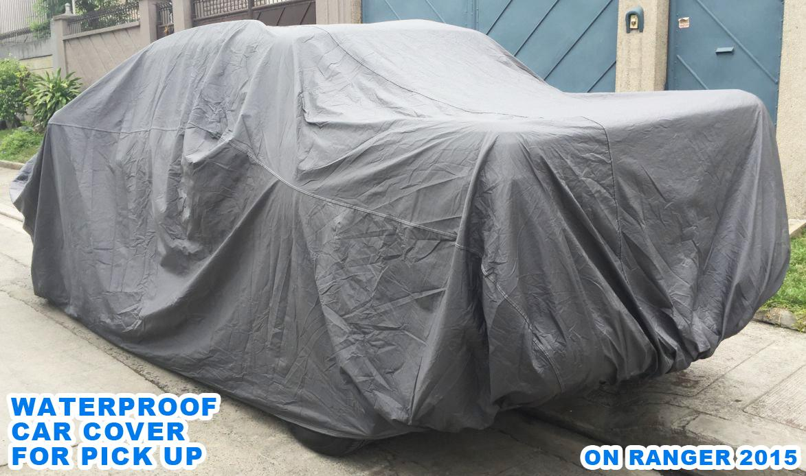 FORD RANGER  HEAVY DUTY COTTON LINED COVER