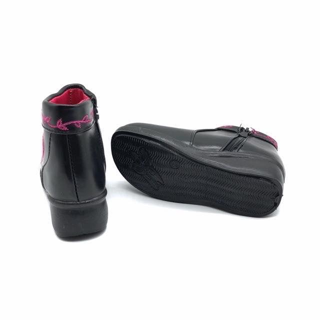 Boots Black shoes School Shoes Kids