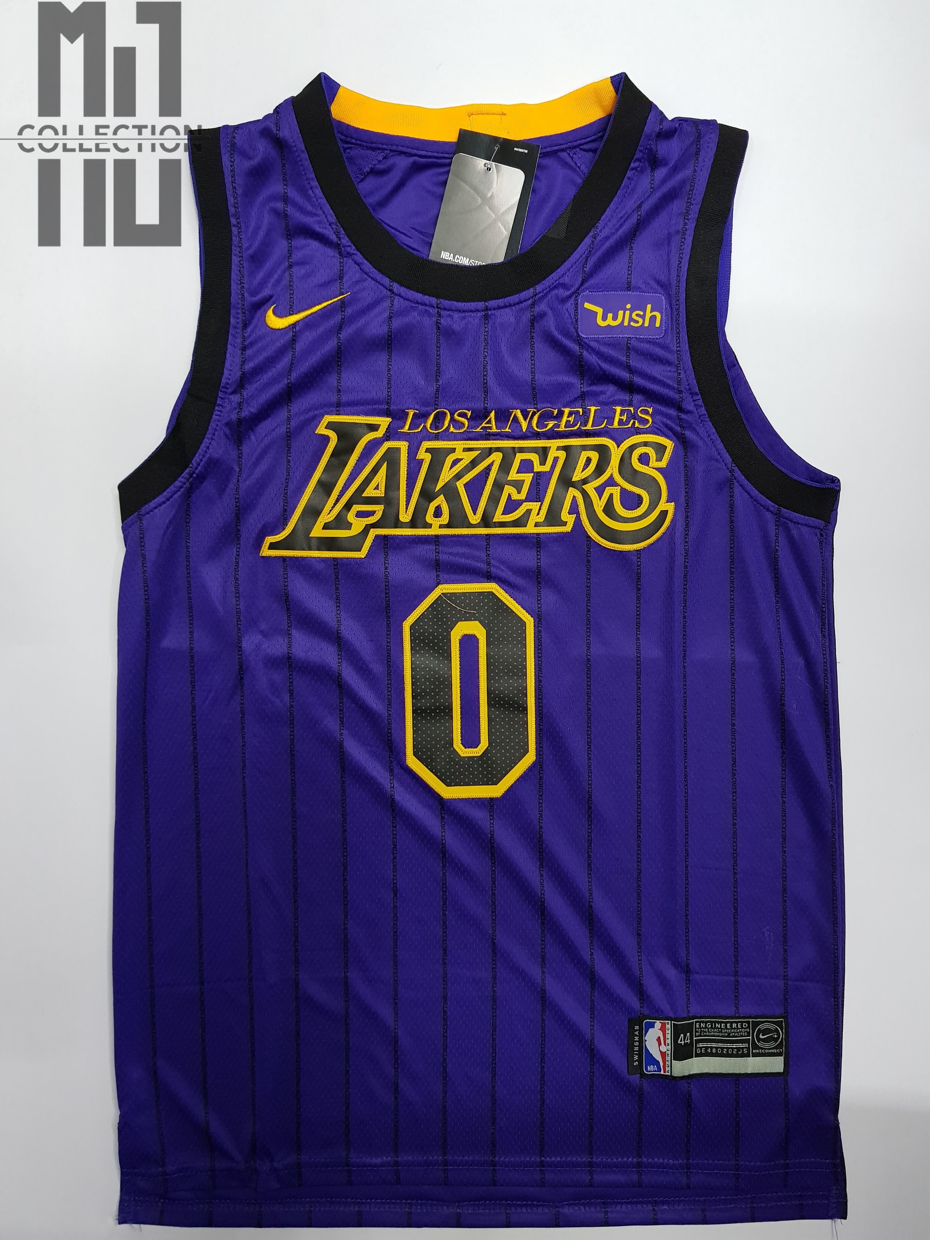 save off bd924 c0b5a Kyle Kuzma - NBA Basketball Jersey (Swingman)