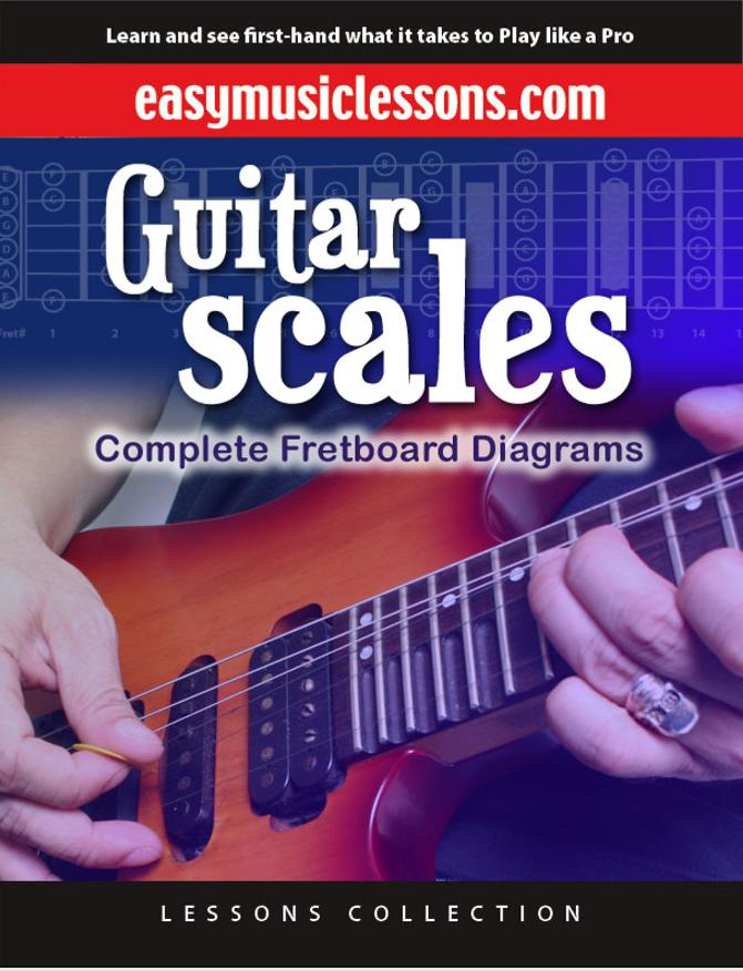 Guitar Scales Easy Music Lessons - PDF eBook Format