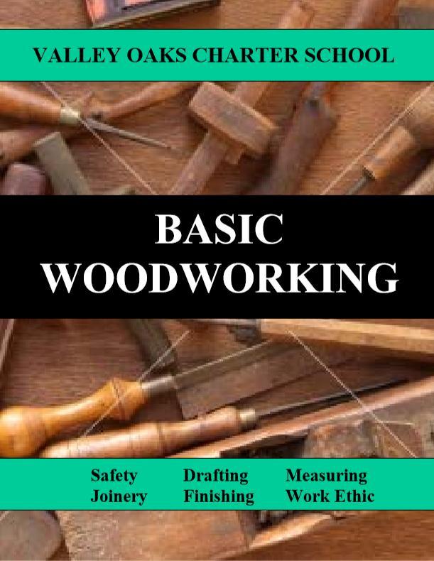 Basic Woodworking - PDF eBook