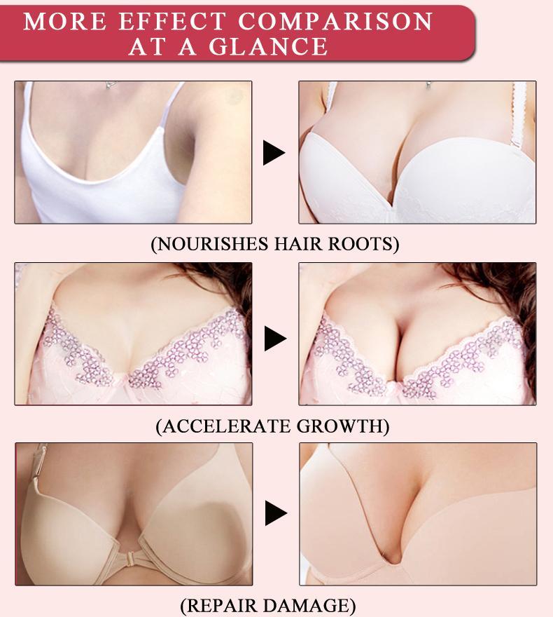 Kem nở ngực tự nhiên Bust Enhance Massage Body Treatment Cream 50g 6