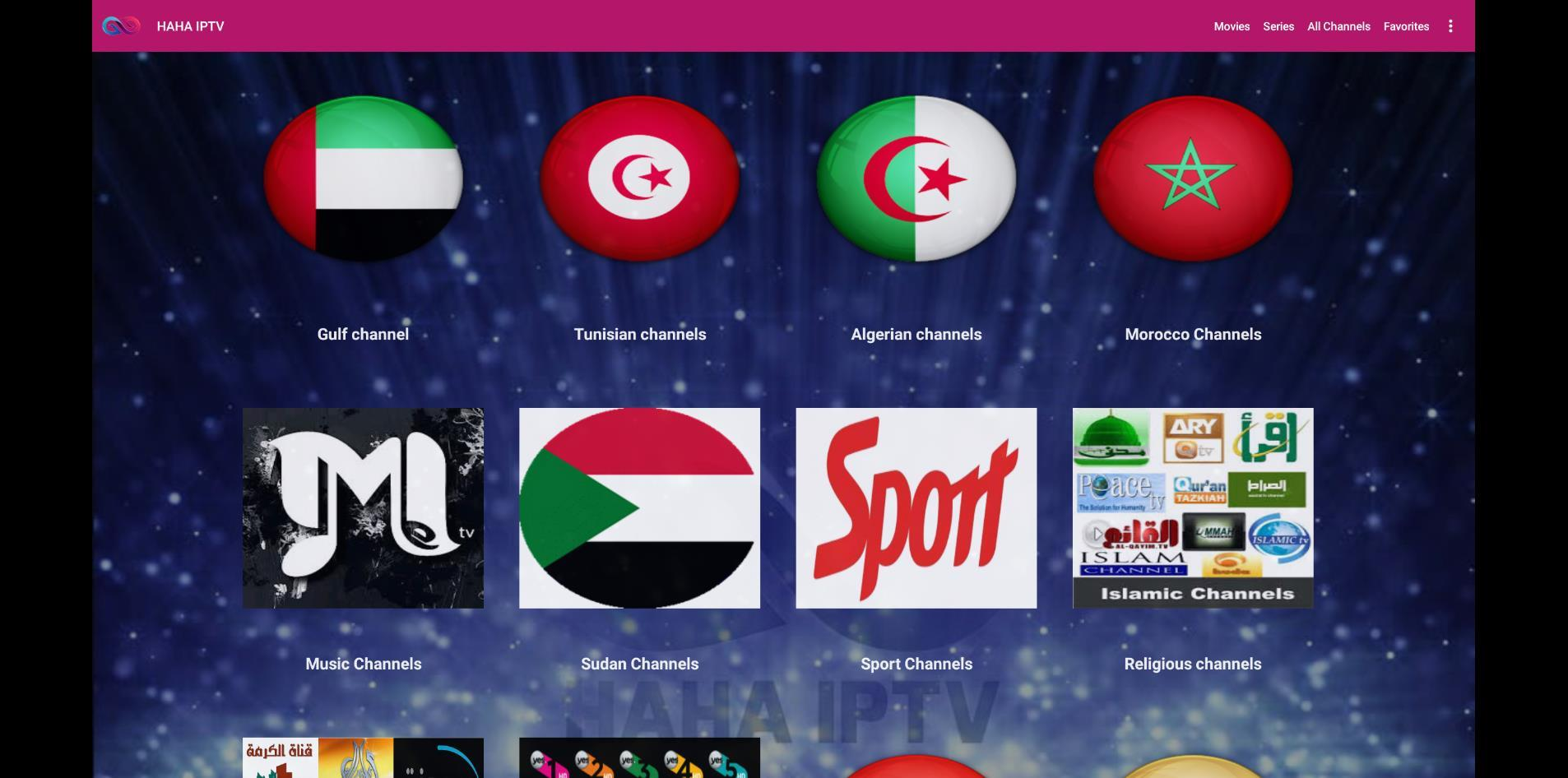 HAHA IP TV 3000+ Premium Channels - 1-Day Tryout + N e t f l i x Shows -  Instant Email Delivery