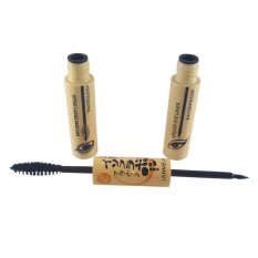 Lanmeijia Professional Upper Lashes Mascara & Liquid Eye Liner Waterproof Philippines