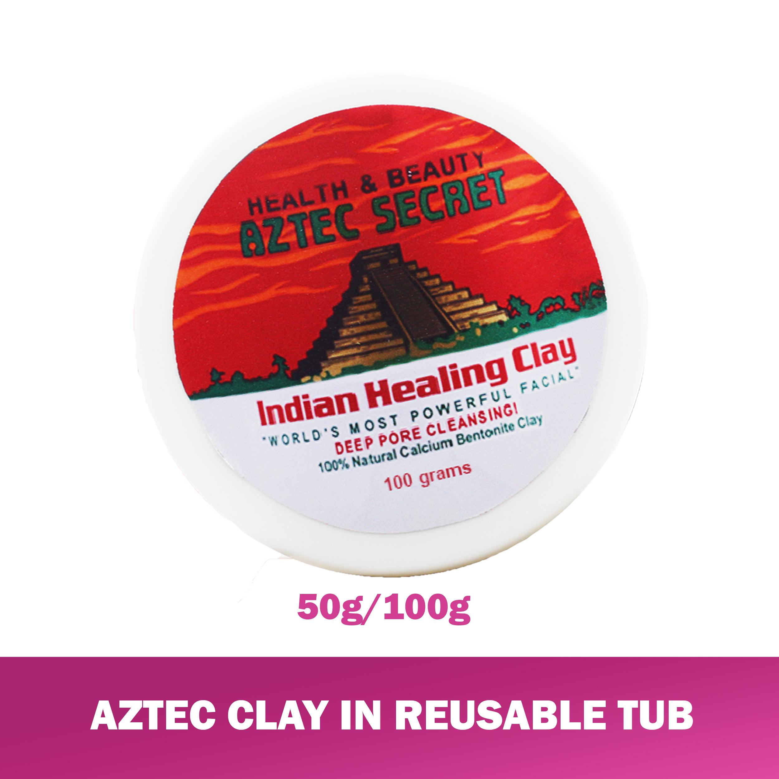 100g/50g Aztec Secret Indian Healing Clay