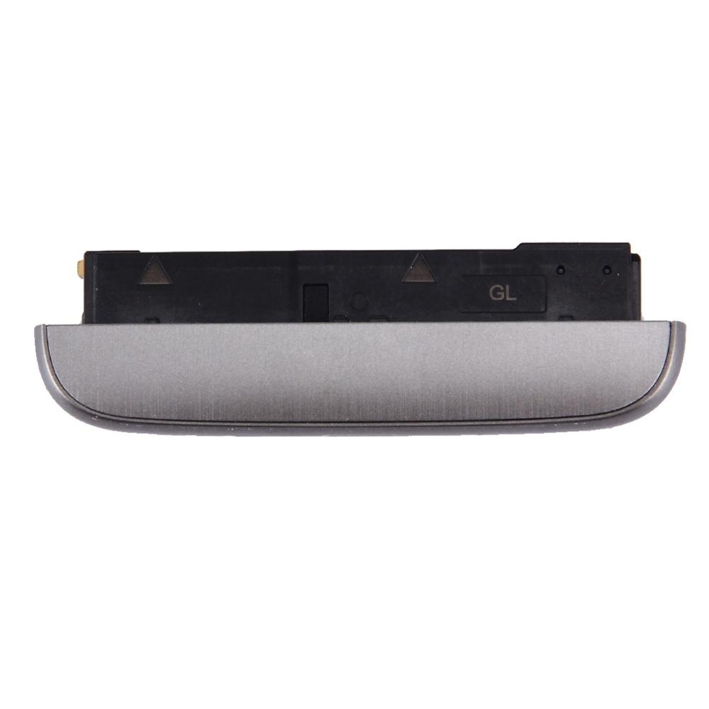 iPartsBuy for LG G5 / F700S / F700K (Charging Dock + Microphone + Speaker  Ringer Buzzer) Module(Grey)