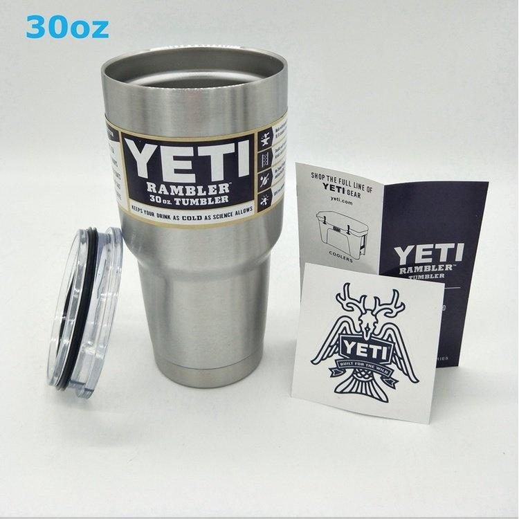152e566bd6b Specifications of 304 Stainless Steel Yeti Rambler Tumbler 36 Oz YETI  Coolers Cars Beer Mug Large Capacity Mug (36 Oz) - intl