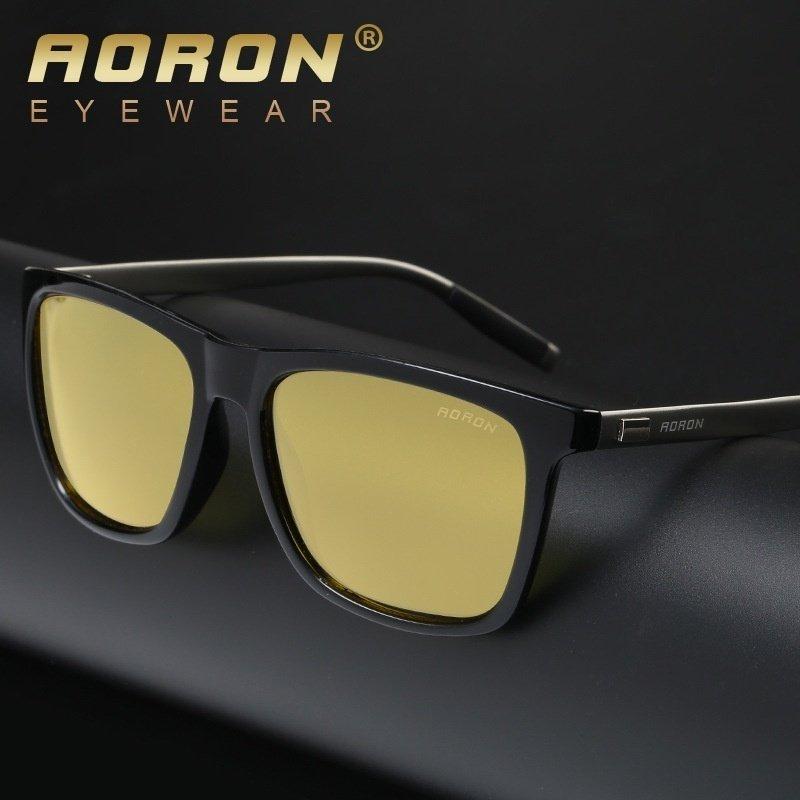 48bd1ab938 Specifications of AORON Night Vision Polarized Sunglasses Men and Women  Luxury Night Driving Goggles Unisex UV400 HD Anti Glare Sun Glasses N-6108  - intl