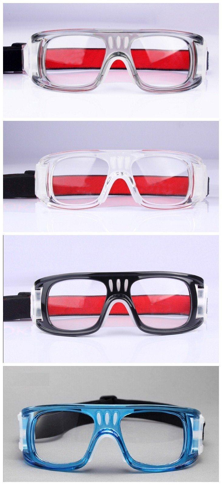 6e54399e686 Men Anti-fog soccer basketball glasses bendable soccer glasses ...